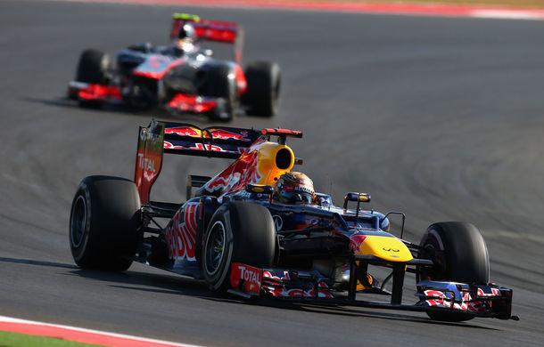 Hamilton şi Vettel
