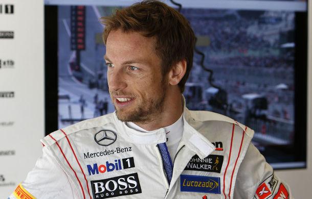 Button speră că McLaren să învingă Ferrari