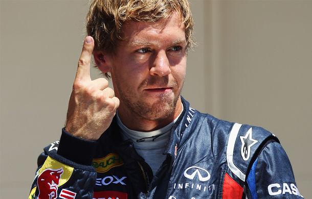 Sebastian Vettel este campionul sezonului 2012 în Formula 1!