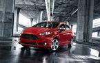Ford Fiesta ST debutează la Los Angeles cu cinci uşi şi 200 cai putere