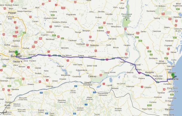 România: Autostrada Soarelui a fost finalizată după 30 de ani - Poza 1