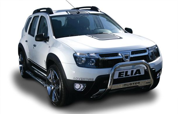 dacia duster prime te un nou pachet de tuning de la elia automarket. Black Bedroom Furniture Sets. Home Design Ideas