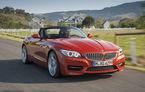 BMW Z4 primeşte versiunea sDrive18i şi un facelift discret
