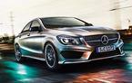 Mercedes-Benz CLA - primele imagini neoficiale