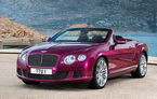 Bentley Continental GT Speed Convertible - primele imagini