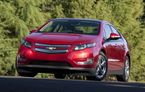 Chevrolet Volt și-a triplat vânzările în 2012