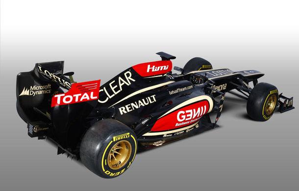 GALERIE FOTO: Lotus a lansat noul monopost E21 pentru sezonul 2013! - Poza 4