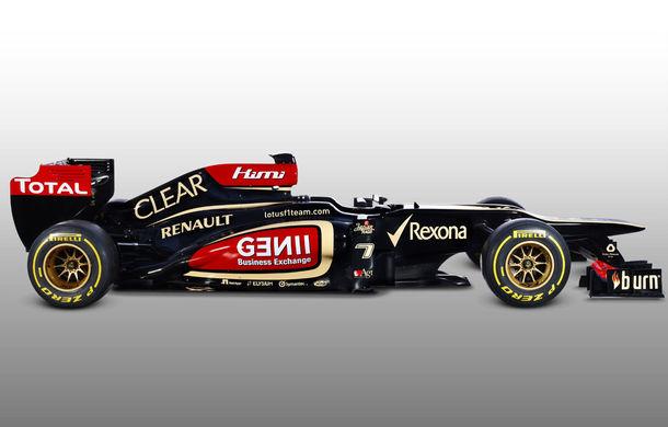GALERIE FOTO: Lotus a lansat noul monopost E21 pentru sezonul 2013! - Poza 2