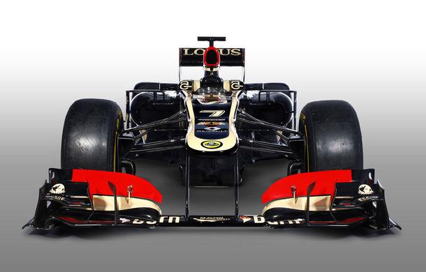 GALERIE FOTO: Lotus a lansat noul monopost E21 pentru sezonul 2013! - Poza 3