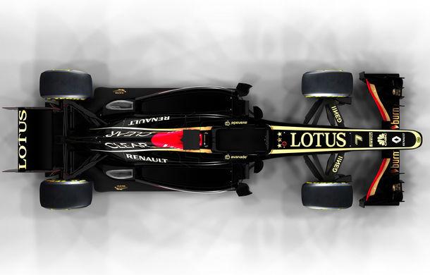 GALERIE FOTO: Lotus a lansat noul monopost E21 pentru sezonul 2013! - Poza 14