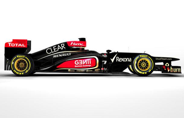GALERIE FOTO: Lotus a lansat noul monopost E21 pentru sezonul 2013! - Poza 8