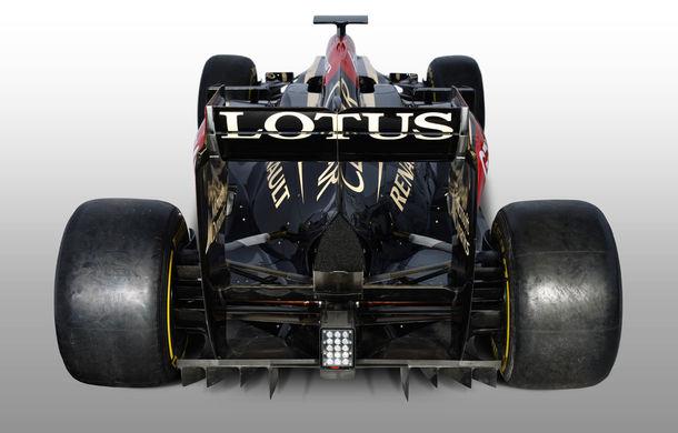 GALERIE FOTO: Lotus a lansat noul monopost E21 pentru sezonul 2013! - Poza 5
