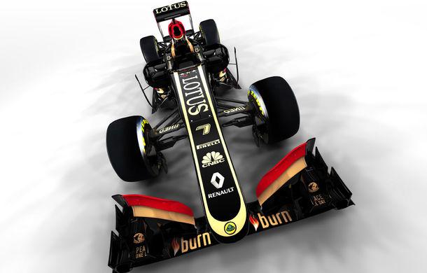 GALERIE FOTO: Lotus a lansat noul monopost E21 pentru sezonul 2013! - Poza 10