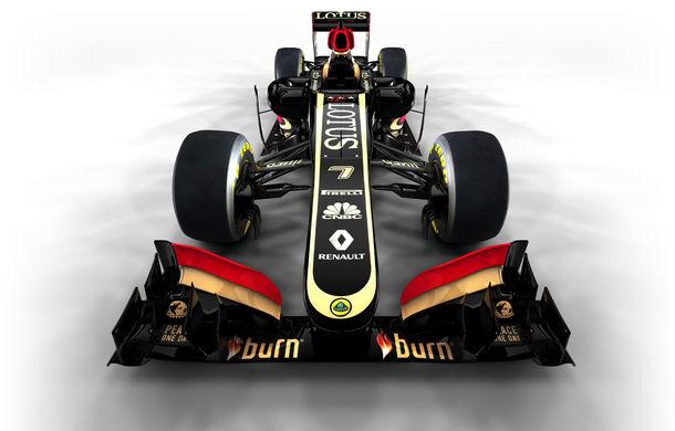 GALERIE FOTO: Lotus a lansat noul monopost E21 pentru sezonul 2013! - Poza 6