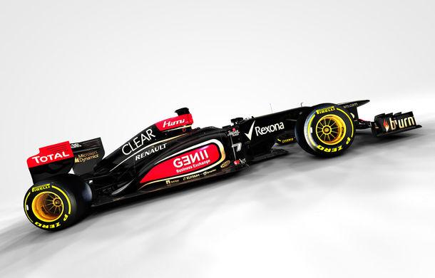GALERIE FOTO: Lotus a lansat noul monopost E21 pentru sezonul 2013! - Poza 12
