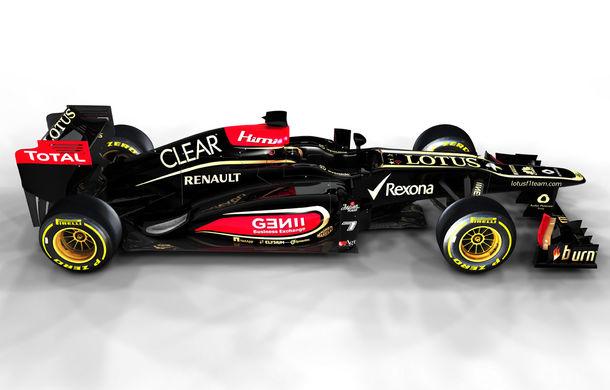 GALERIE FOTO: Lotus a lansat noul monopost E21 pentru sezonul 2013! - Poza 7