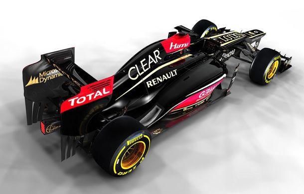 GALERIE FOTO: Lotus a lansat noul monopost E21 pentru sezonul 2013! - Poza 11