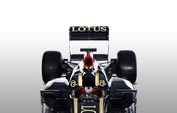 GALERIE FOTO: Lotus a lansat noul monopost E21 pentru sezonul 2013! - Poza 16