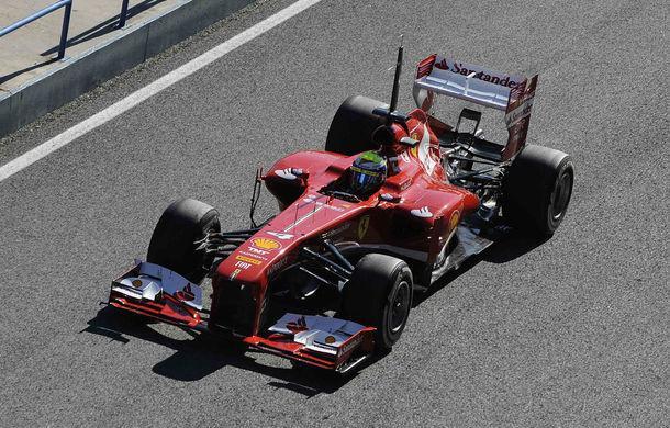 Teste Jerez, ziua 3: Massa, cel mai bun timp !