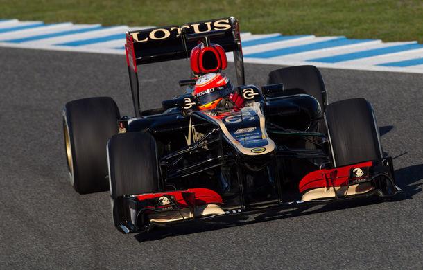 Raikkonen, cel mai rapid în ultima zi de teste de la Jerez !