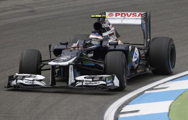 Williams - programul pentru sesiunea de teste de la Barcelona !