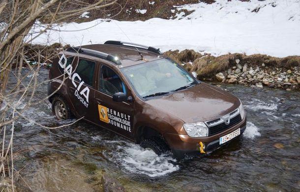 Participare record la a patra întâlnire a clubului posesorilor de Dacia Duster din România - Poza 6