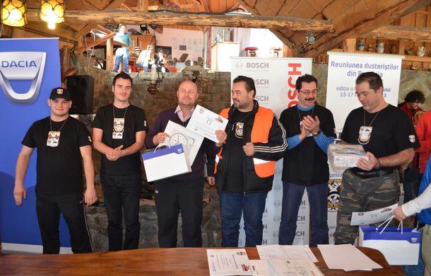 Participare record la a patra întâlnire a clubului posesorilor de Dacia Duster din România - Poza 10