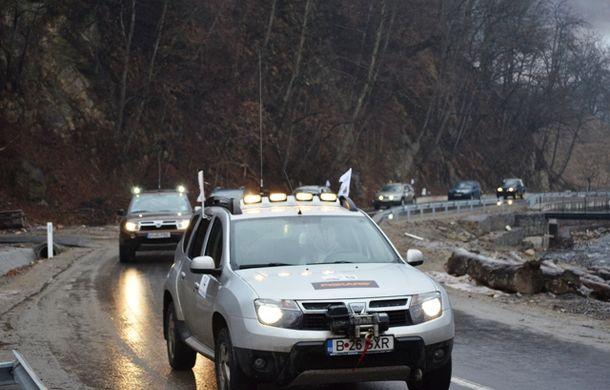 Participare record la a patra întâlnire a clubului posesorilor de Dacia Duster din România - Poza 5