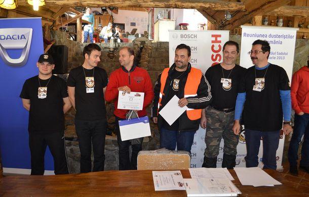 Participare record la a patra întâlnire a clubului posesorilor de Dacia Duster din România - Poza 11