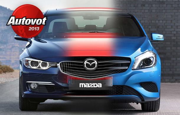 AUTOVOT 2013: BMW Seria 3, Mazda6 şi Mercedes-Benz Clasa A sunt cei trei câştigători - Poza 1