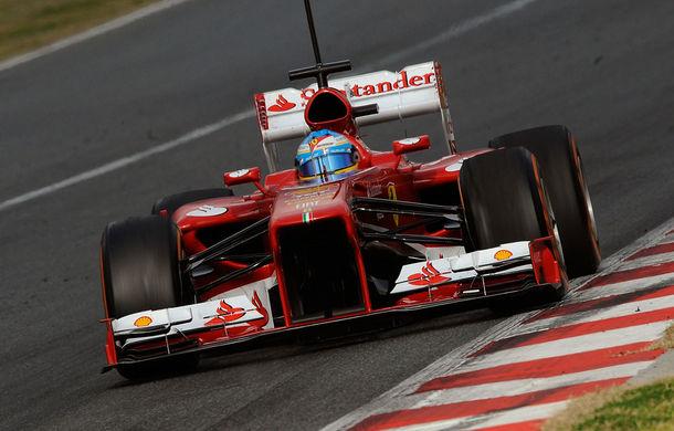 Teste Barcelona, ziua 3: Alonso, cel mai rapid !