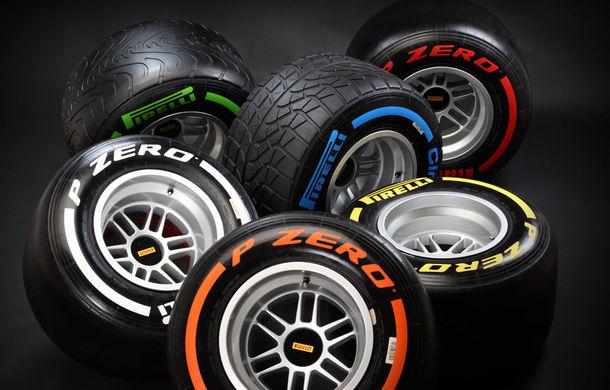 Echipele utilizează la Barcelona pneuri nemarcate produse în România - Poza 1