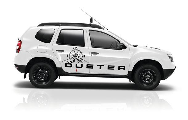 Dacia Duster Adventure: versiune specială pentru SUV-ul românesc - Poza 3