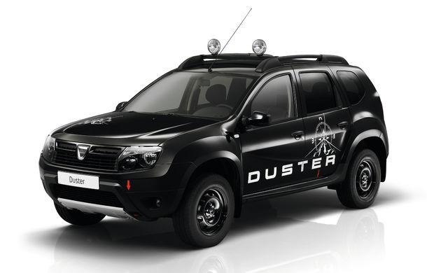 Dacia Duster Adventure: versiune specială pentru SUV-ul românesc - Poza 7