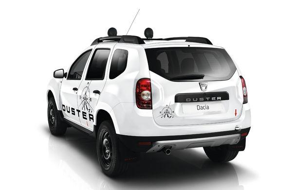 Dacia Duster Adventure: versiune specială pentru SUV-ul românesc - Poza 5