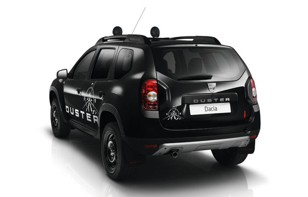 Dacia Duster Adventure: versiune specială pentru SUV-ul românesc - Poza 8