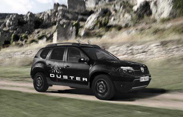Dacia Duster Adventure: versiune specială pentru SUV-ul românesc - Poza 9