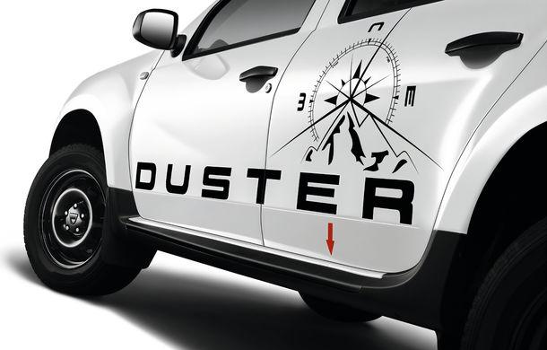 Dacia Duster Adventure: versiune specială pentru SUV-ul românesc - Poza 4