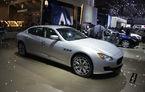 GENEVA 2013 LIVE: Maserati Quattroporte, esenţa luxului italian, a atras privirile tuturor la Geneva