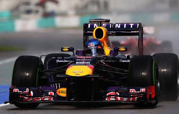 Vettel a câştigat cursa de la Sepang !