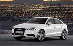 IHS Automotive: Audi A3 Sedan îl va depăşi pe Mercedes-Benz CLA la vânzări