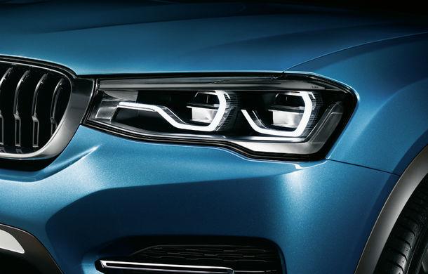 BMW X4 Concept: fotografiile oficiale cu fratele mai mic al lui X6 - Poza 4