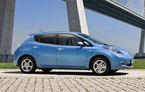 Nissan Leaf face performanţă în Norvegia: locul al 13-lea pe modele în 2012