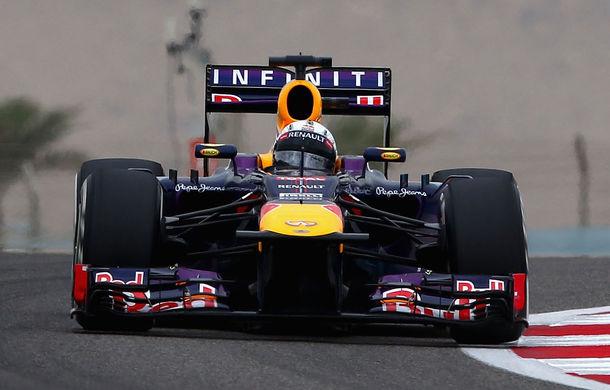 Vettel a câştigat Marele Premiu al statului Bahrain!
