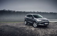 Test drive Ford Kuga