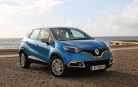 Test drive Renault Captur