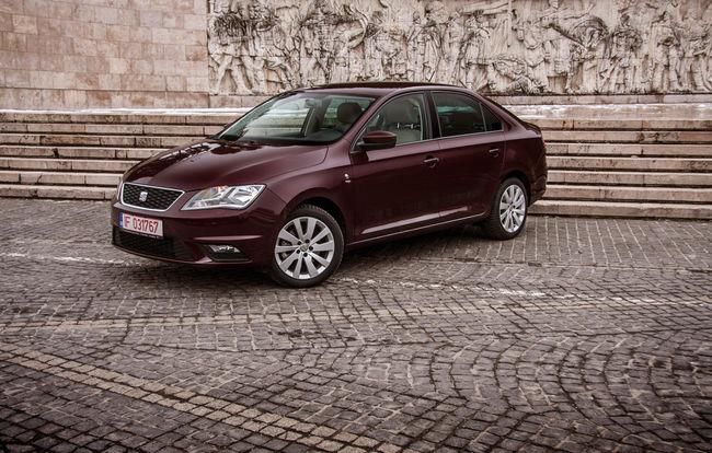 Test drive SEAT Toledo (2013-prezent)