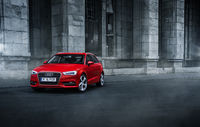 Test drive Audi A3 Sportback