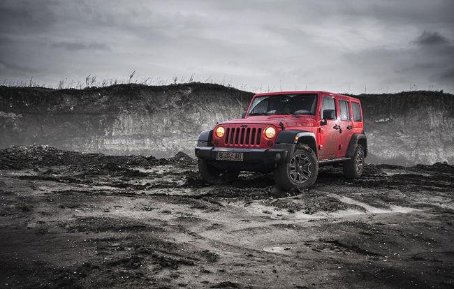 Test drive Jeep Wrangler Unlimited (2011-prezent)