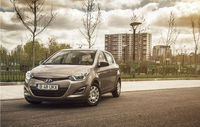 Test drive Hyundai i20 facelift